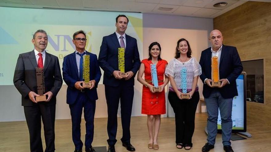 Segunda edición de los Premios InnoBankia