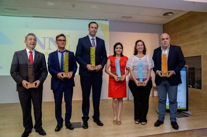 Las Palmas de Gran Canaria. premios InnoBankia  | 26/09/2019 | Fotógrafo: José Carlos Guerra
