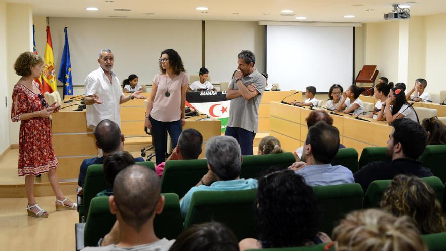 Charla de la Asociación Paiporta Humanitaria (APAHU)