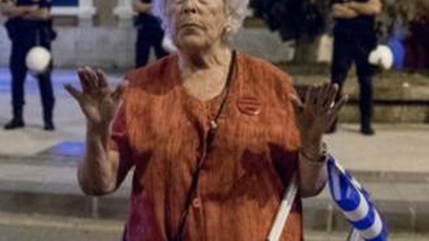 La 'abuela del soterramiento' sigue grave en la UCI