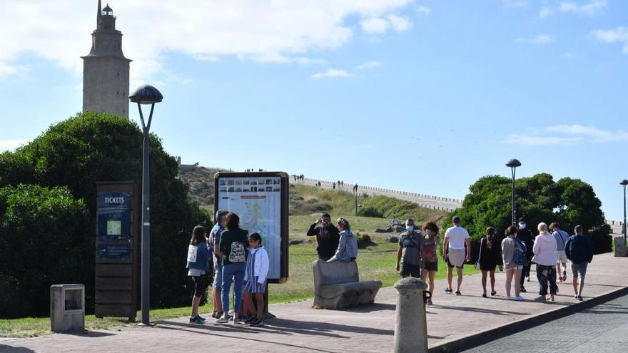 Más de 107.000 viajeros llegados a Galicia ya han dado sus datos a la Xunta
