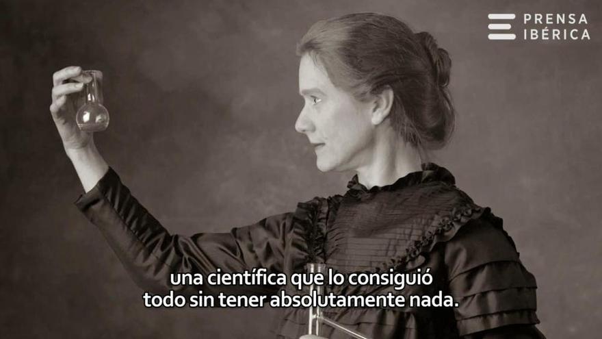 El complexe de Marie Curie: Quan exaltar una heroïna científica pot ser contraproduent
