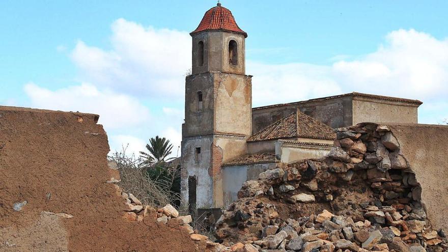 Silencio en el Ayuntamiento de Cartagena ante el total abandono de San Ginés