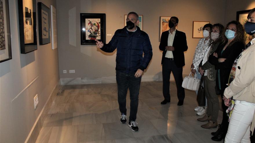 Obras de Picasso, Dalí o Miró protagonizan la reapertura de Villa Elisa en Benicàssim