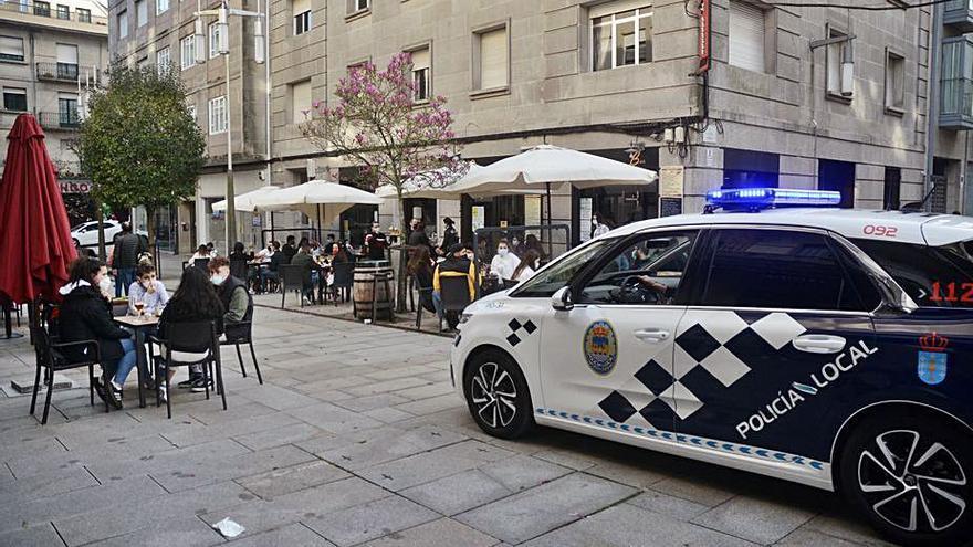 Más de 60 denuncias en los controles de la Policía Local durante el arranque de la Semana Santa