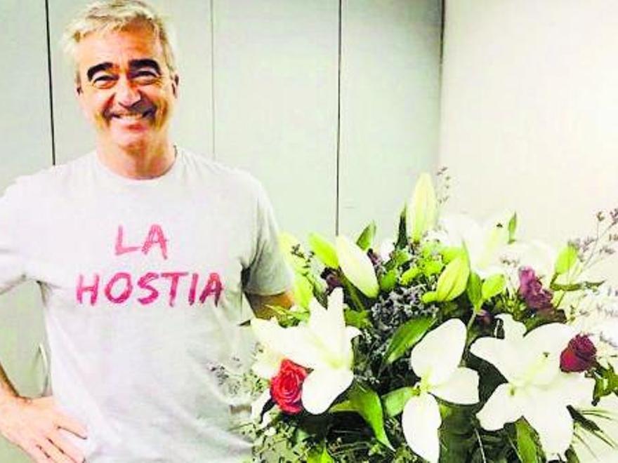 """Carles Francino: """"Me dio un ictus"""""""