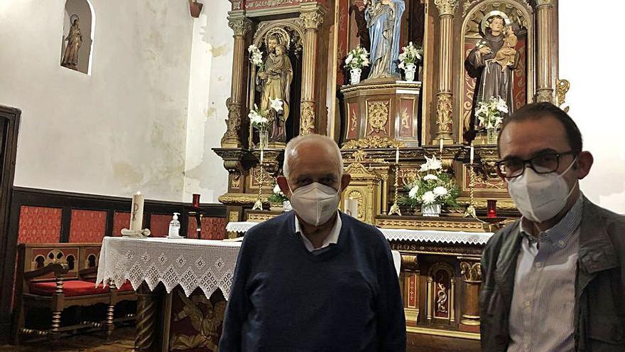 La fiesta de San Antonio de Lieres recauda 1.786 euros para Cáritas y para la India