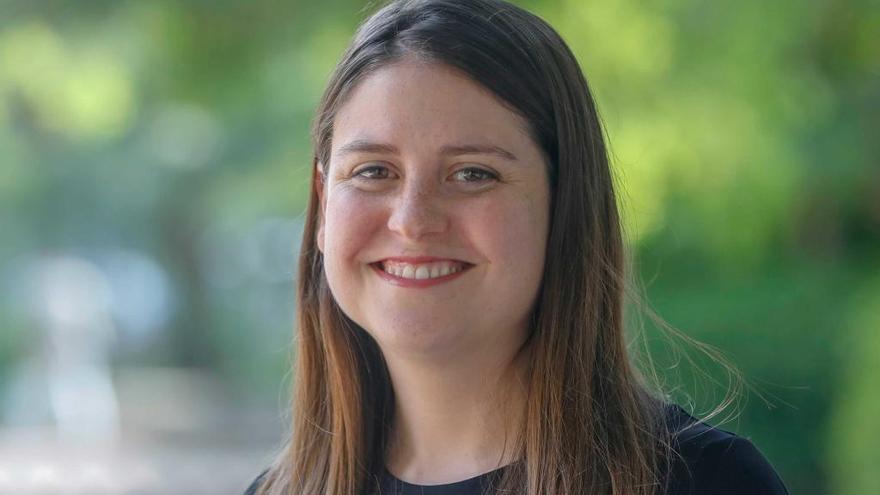 Aurora Ribot, el discurso más feminista de Podemos