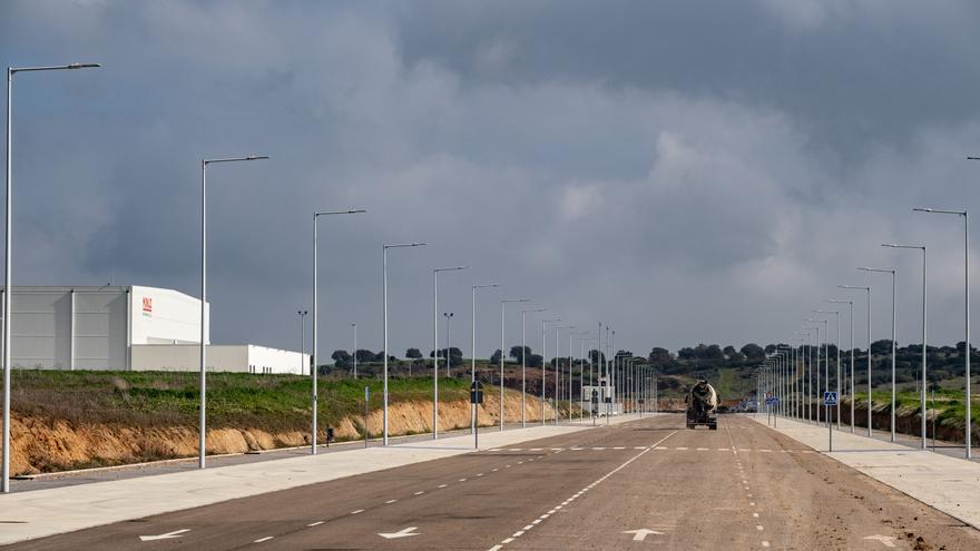La urbanización de la plataforma logística se amplía en 72 hectáreas