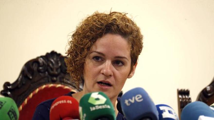 La familia de Pilar Garrido traerá a su bebé a Valencia
