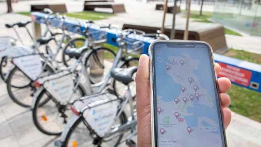 BiciCoruña tendrá 55 estaciones, más del doble de las actuales, y una flota de 514 bicicletas