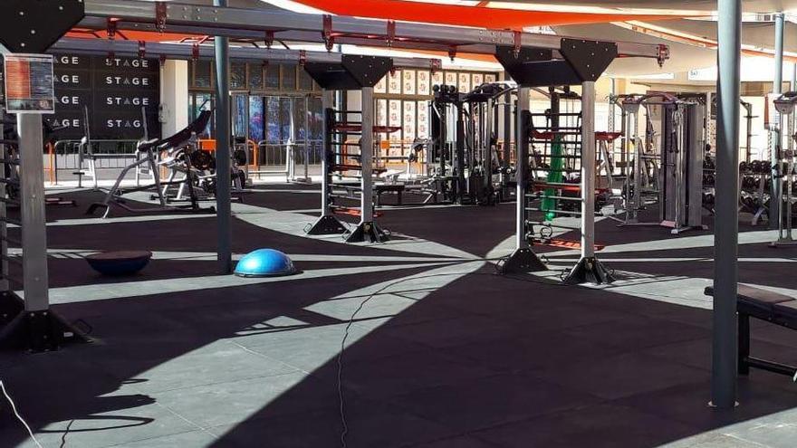 Hotel in Magaluf eröffnet Outdoor-Fitnesscenter mit mehr als 1.000 Quadratmetern