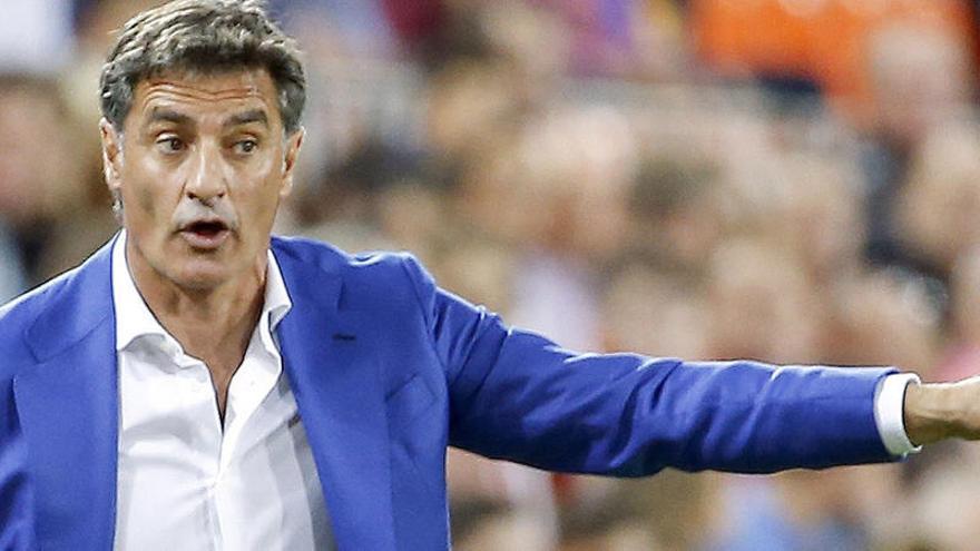 Míchel, nuevo entrenador del Getafe CF