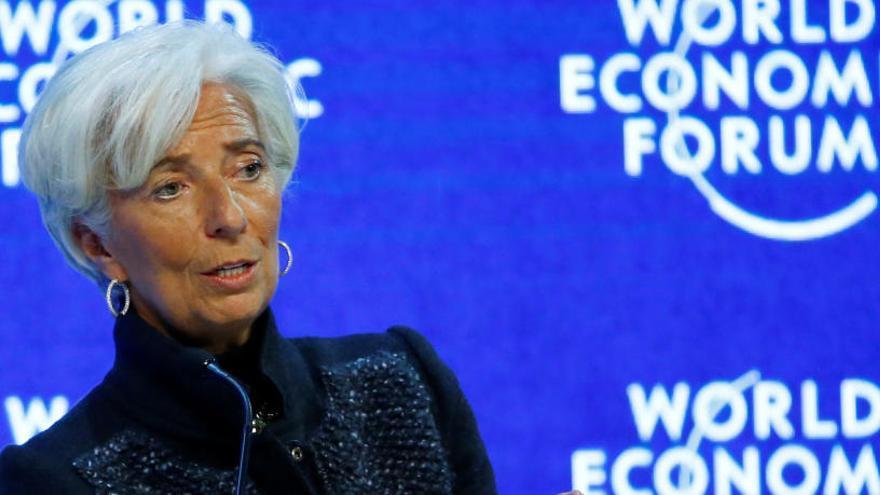 Lagarde declarará como testigo en el juicio de Bankia
