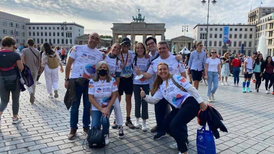 La maratón contra el cáncer del doctor Juan de la Haba