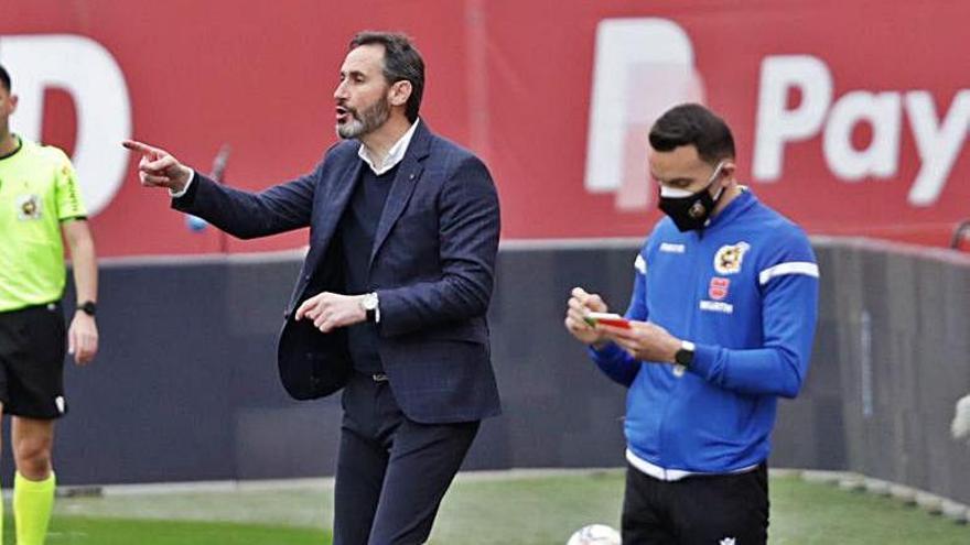Un regreso feliz para Vicente Moreno