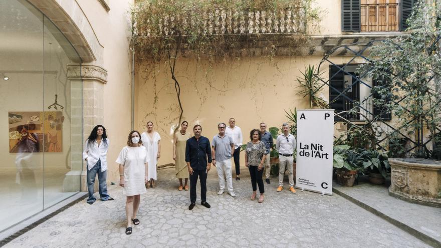 Countdown zur Kunstnacht: Die Nit de l'Art in Palma de Mallorca wird 25