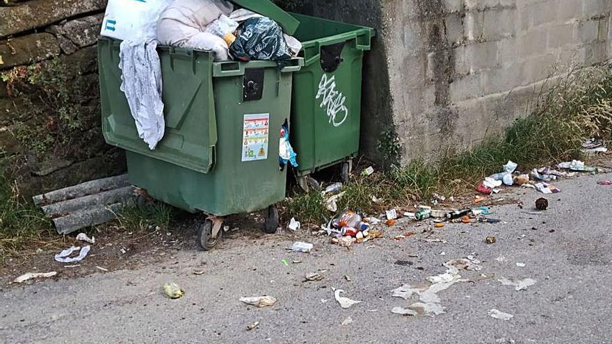 Soliño critica la proliferación de ratas por contenedores rotos en la zona de San Roque