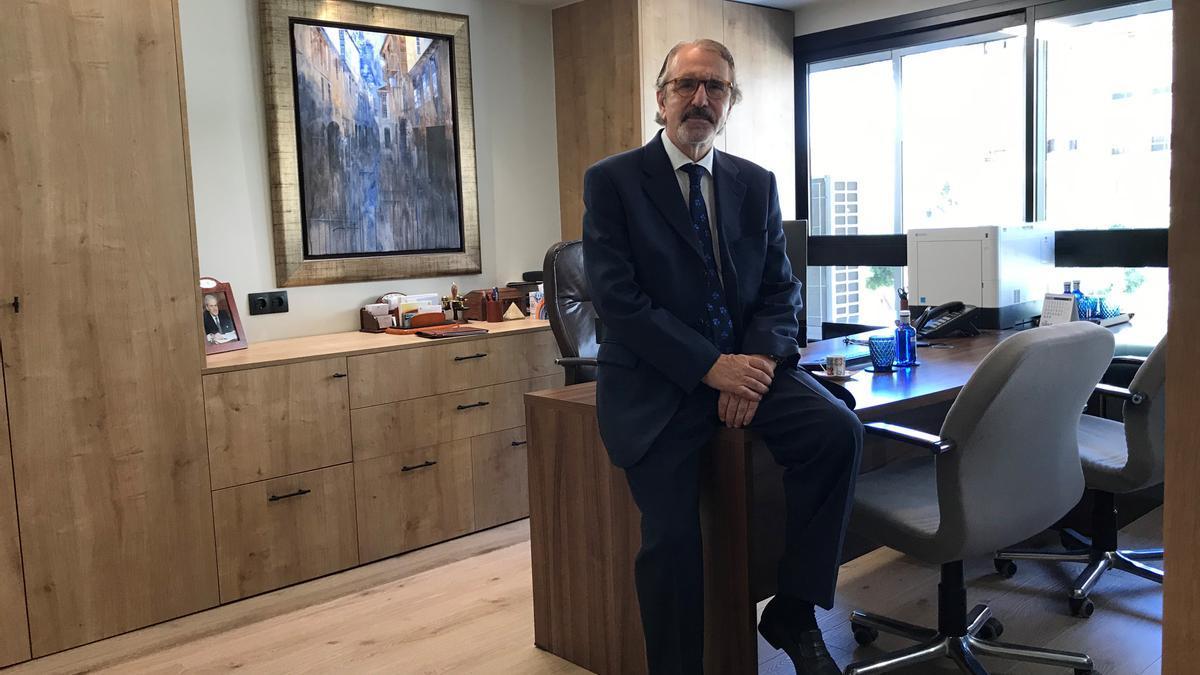 José Vázquez Seijo, presidente de Euroval.