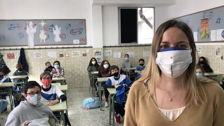 El Colegio Maristas recauda 18.000 euros para familias y obras sociales