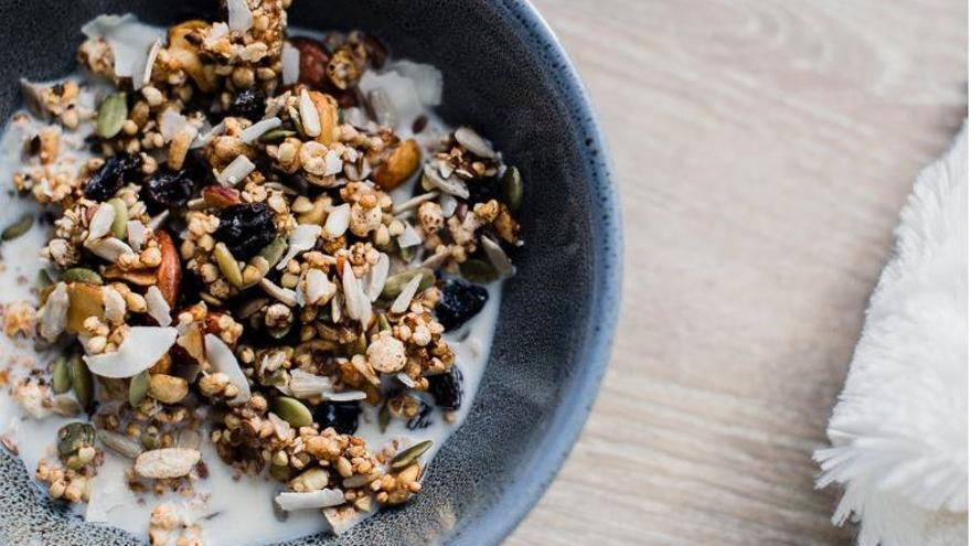 Los mejores cereales para bajar barriga