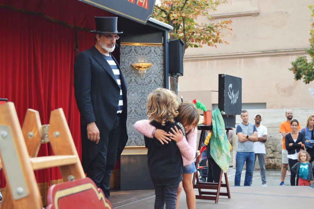 Els mags del futur s'exhibeixen al cinquè Festival