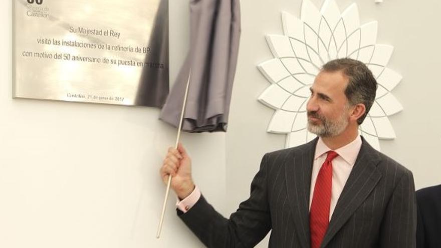 Medi TV se vuelca con la visita del rey Felipe VI a Castelló