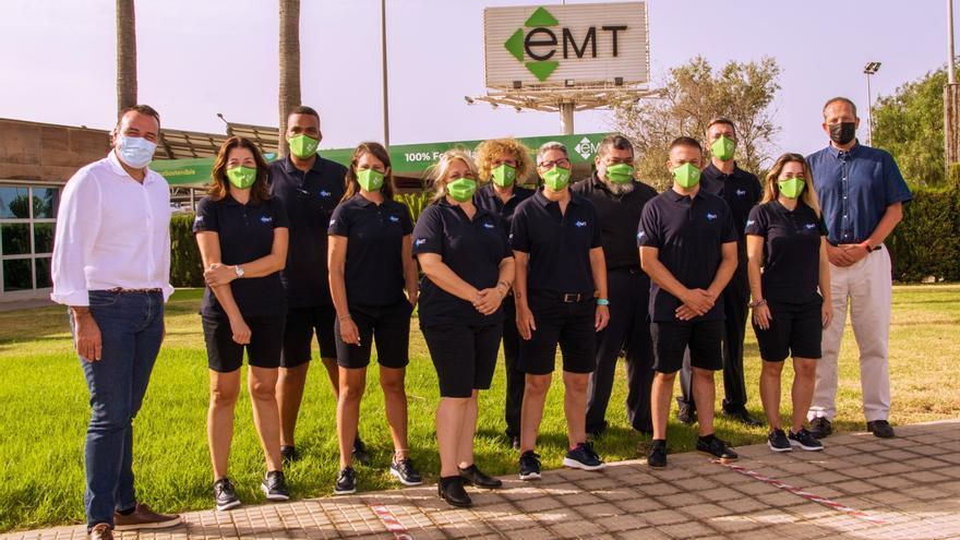 La EMT incorpora a 25 conductores más para afrontar el incremento de demanda de este verano