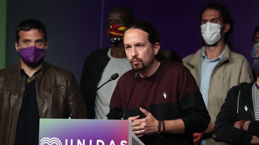"""Pablo Iglesias se marcha: """"Dejo todos mis cargos y dejo la política"""""""