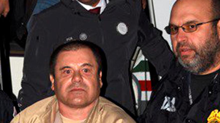 Declaren el Chapo Guzmán culpable de narcotràfic
