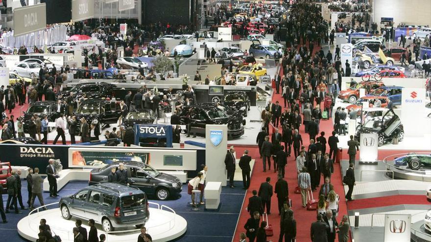 El salón del automóvil de Ginebra de 2022 se pospone a 2023