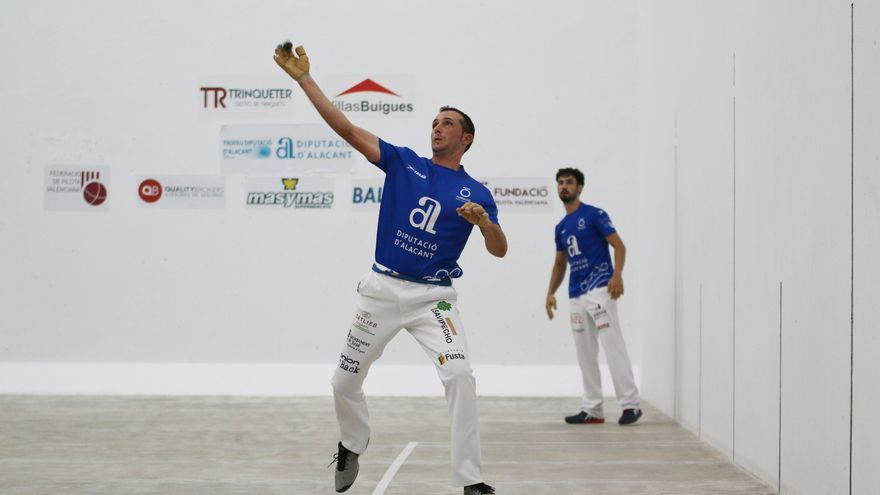 El Trofeu Diputació d'Alacant recupera les galeries lliures