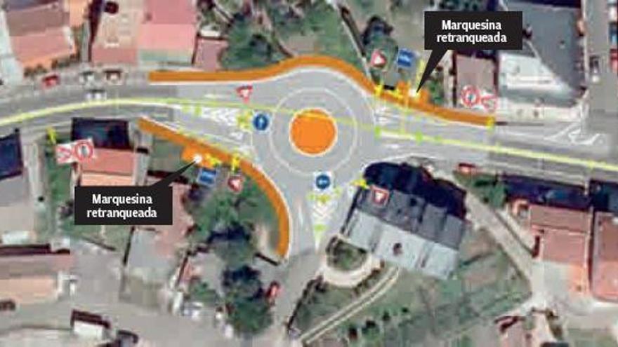 Los Orzamentos de la Xunta contemplan invertir 500.000 euros en 2021 para mejorar la movilidad de O Morrazo