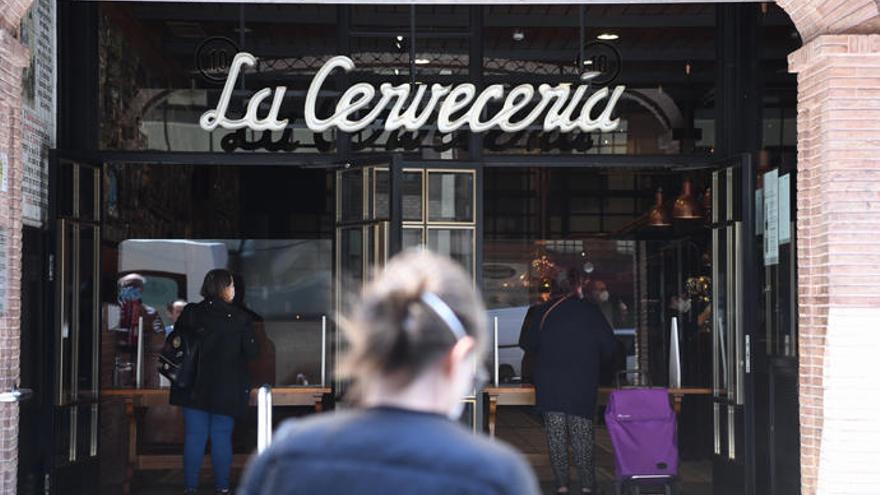La Cervecería de Estrella Galicia en Cuatro Caminos reabre tras la cuarentena