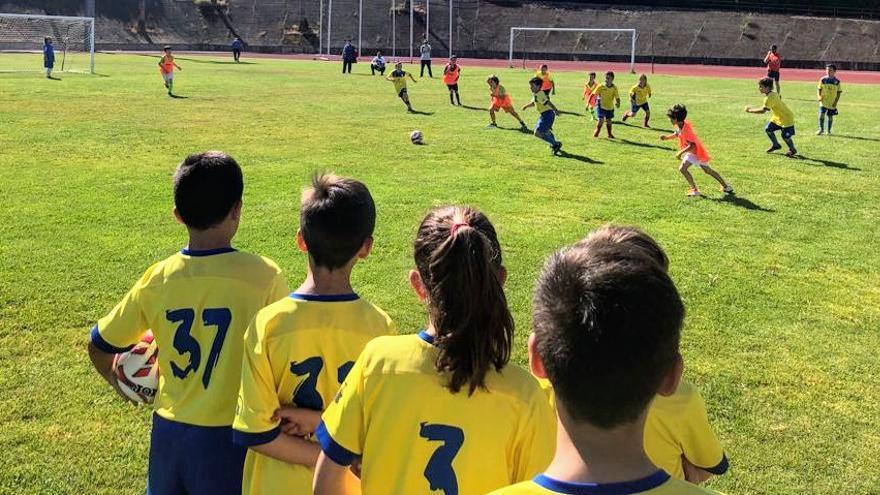 Monesterio acogerá un campus del Villareal durante el mes de julio
