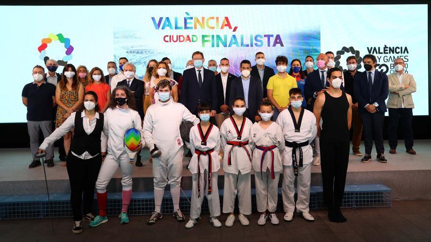València presenta su candidatura a los Gay Games 2026
