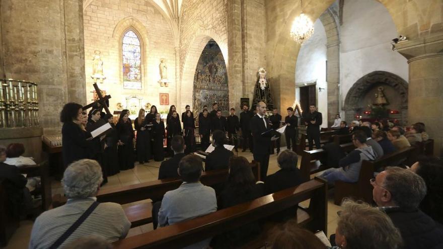 La Semana de Música Religiosa de Avilés incluye el estreno de una obra