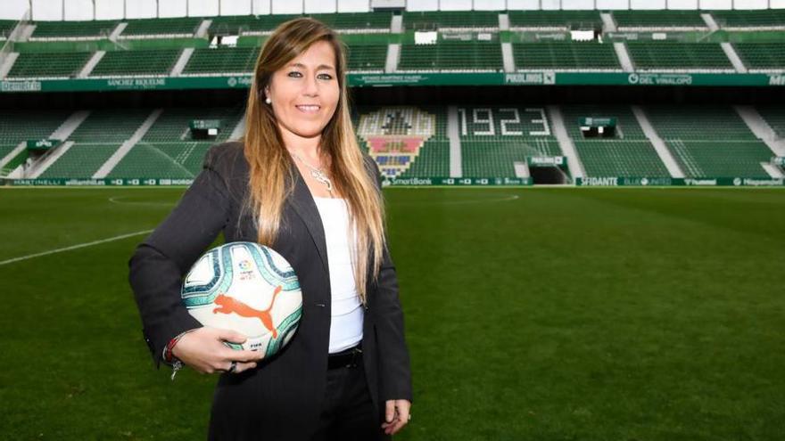 El Elche anuncia la salida de Patricia Rodríguez con un escueto comunicado