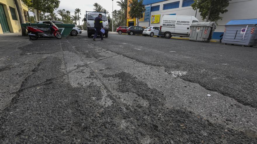 El Ayuntamiento mejorará la imagen de los polígonos industriales de Elche y sus accesos