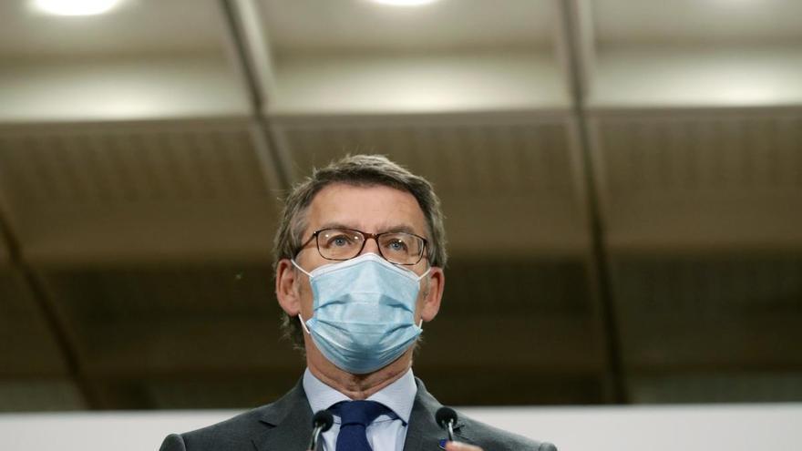 La Xunta reúne al comité clínico para decidir sobre el toque de queda