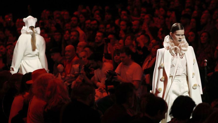 La pasarela de Madrid será híbrida: presencial y digital