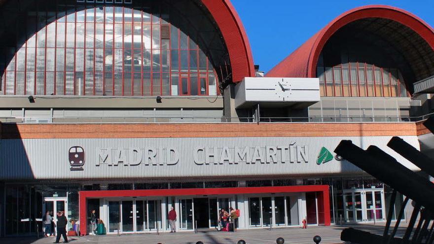 La estación de Chamartín se llamará Clara Campoamor