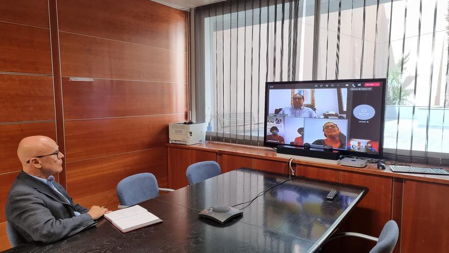 Adislan se queja ante el Diputado del Común por trato discriminatorio en Lanzarote