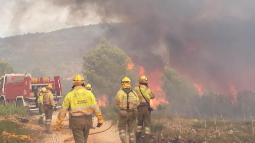 El Gobierno confía en que se anule la huelga de bomberos