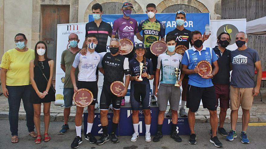 Rafel Sastre lidera la 'Challenge de Tardor'