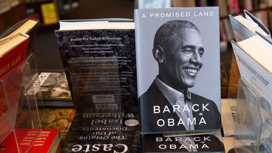 Las memorias de Obama: el autorretrato del ascenso a la Casa Blanca