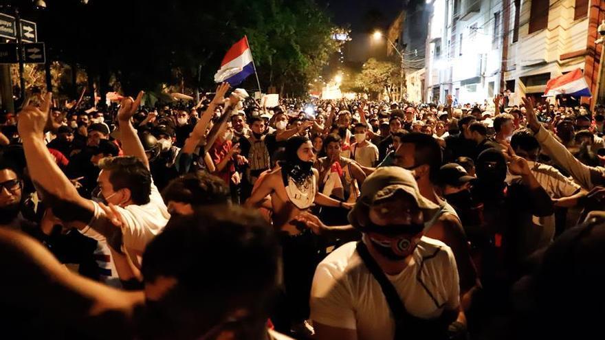 La oposición paraguaya dice que impulsará un juicio político contra Abdo Benítez