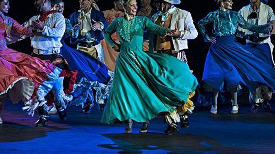 Beim Mallorca World Folk Festival tanzt die ganze Welt auf der Insel