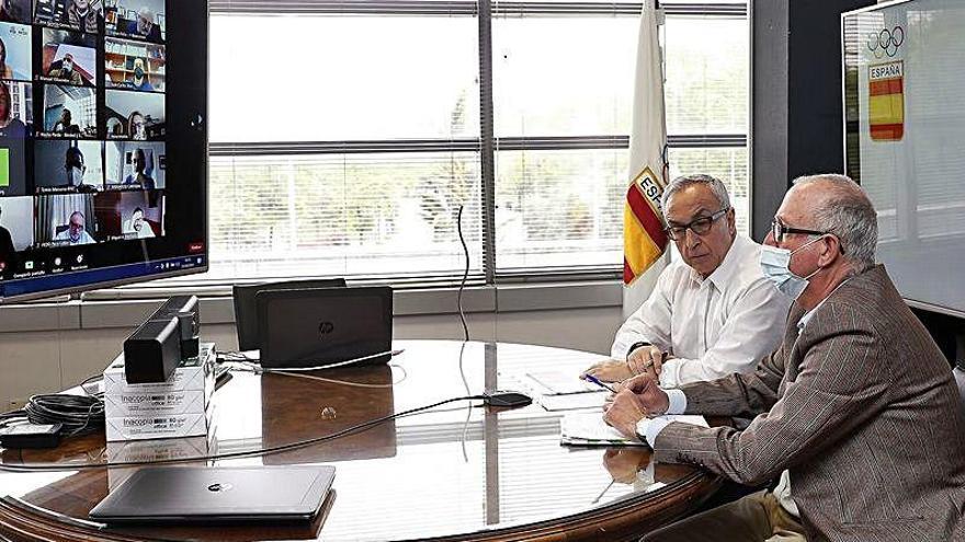 La Fundación Trinidad Alfonso y el COE lanzan la sexta edición del PAC_CV