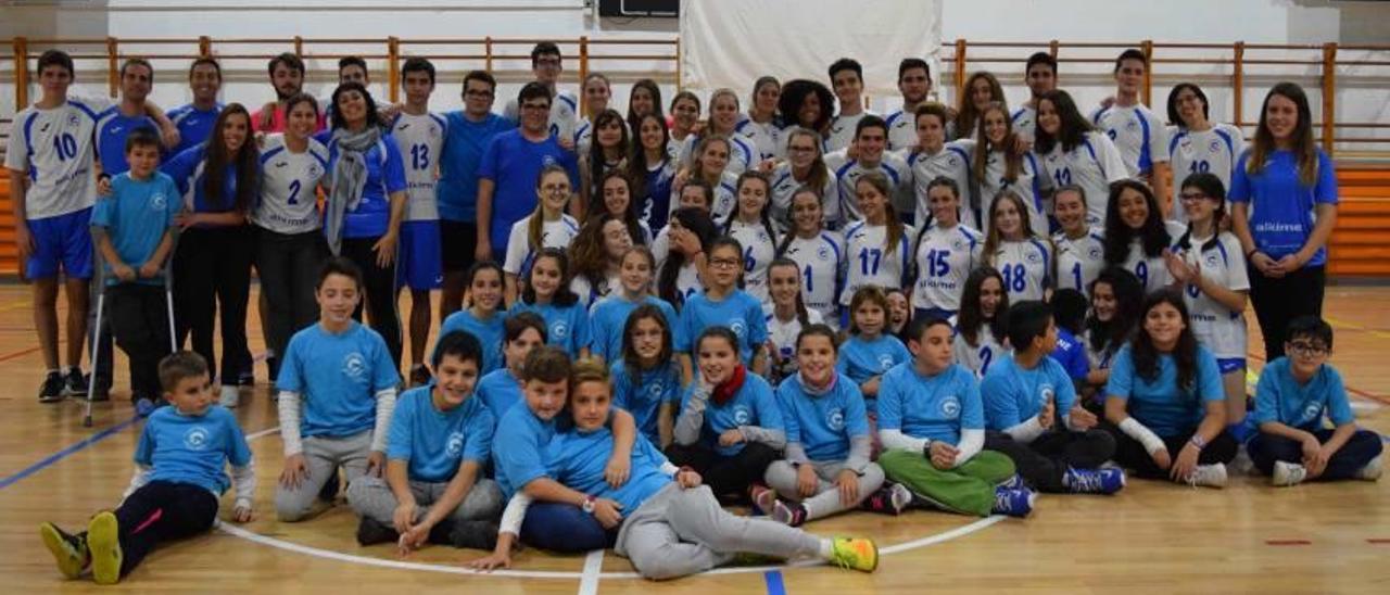 25 años de voleibol en Sagunt